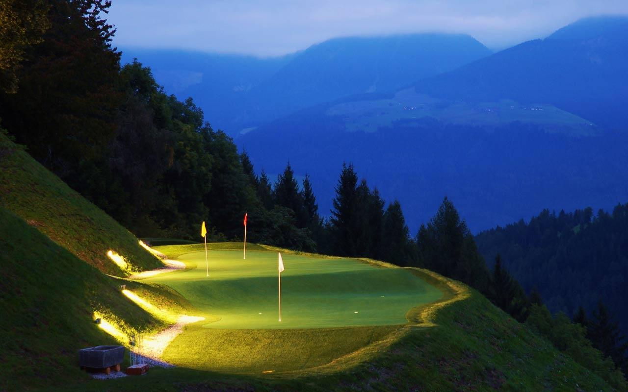gallery golf san lorenzo lodges. Black Bedroom Furniture Sets. Home Design Ideas