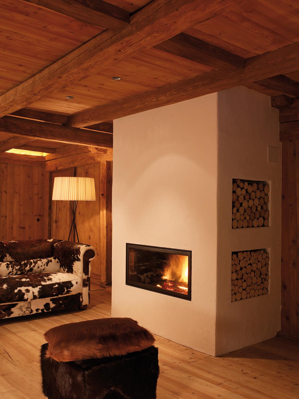 Gallery interni san lorenzo lodges for Piani di log cabin lodge