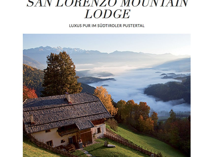 Luxus Pur Im Südtiroler Pustertal