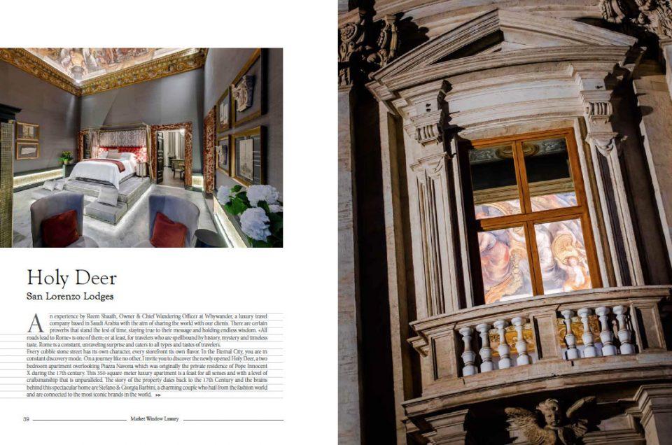 MW Luxury Magazine